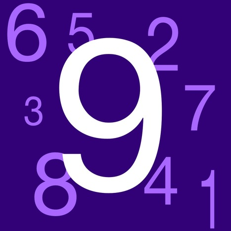 NUMEROLOGY - The Vibration and Meaning of NUMBERS: NUMBER 9 | Scoopit Fast & Effective Curate Facts with MBD | Scoop.it