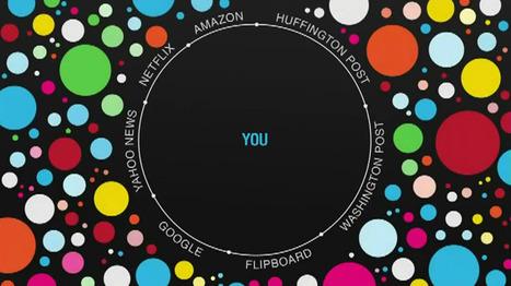 The Filter Bubble: Algorithm vs. Curator & the Value of Serendipity - Maria Popova & Eli Paris discussing | Brand & Content Curation | Scoop.it