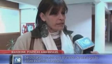 TV2 Noticias Ushuaia | Tierra del Fuego - Videos: Manekenk: políticas ambientales | Asociación Manekenk | Scoop.it