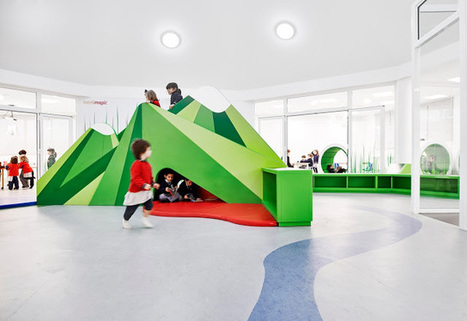 4 Key Elements to Redesigning Learning Spaces for the 21st Century | Cibereducação | Scoop.it