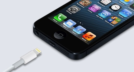 Apple Exploring Wireless Charging for iPhone as Early as 2013 ... | New Technology Katy | Scoop.it