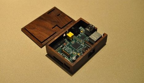 MAKE and MCM Raspberry Pi Design Competition: the winners ... | Arduino, Netduino, Rasperry Pi! | Scoop.it
