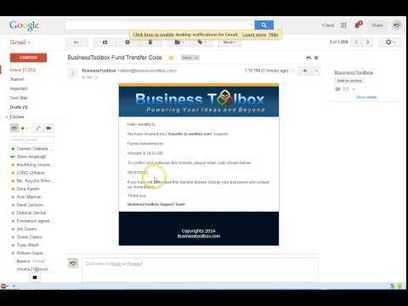 How to transfer funds in BTB | blogging and netowork marketing | Scoop.it