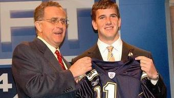 Eli Manning Doesn't Remember Why He Didn't Want to Play for Chargers, Says ... - NESN.com | J585 Team Calvert | Scoop.it