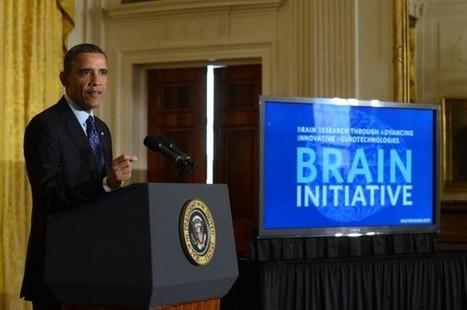 Obama lannce un plan de recherche sur le cerveau - France USA ... | Neuroéducation | Scoop.it