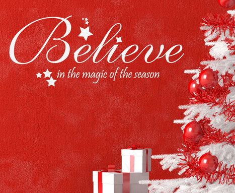 Believe in the Magic of Christmas - 3066 | Entertainment | Scoop.it