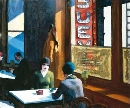 Edward Hopper - Vernissage le 10 oct. 2012 Paris 8e. Grand Palais | Paris lifestyles | Scoop.it
