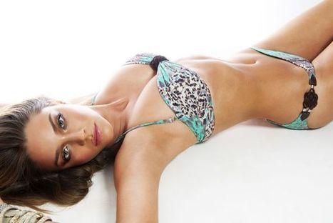 Nathalie Edenburg Is A Brazilian Bombshell [17 Photos]   Love & Health Gossip Hub   Scoop.it
