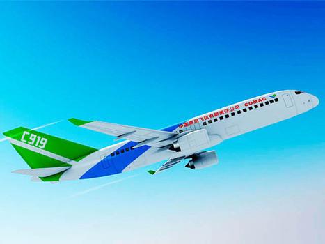 Un an de retard pour l'avion chinois C919 | Recherche d'actu Chine | Scoop.it