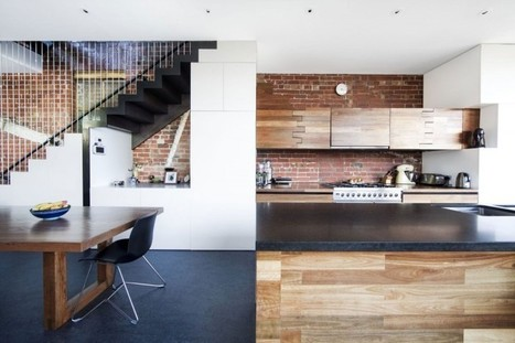 A Beautiful Home from a Repurposed Warehouse | sustainable architecture | Scoop.it
