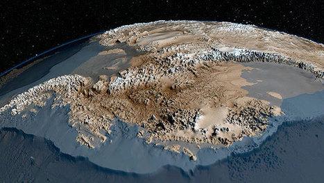 La NASA reveló cómo sería la Antártida sin hielo | Geoambiente y Sociedad | Scoop.it
