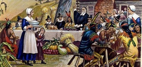 What Was on the Menu at the First Thanksgiving? | Foundations of the U.S. | Scoop.it