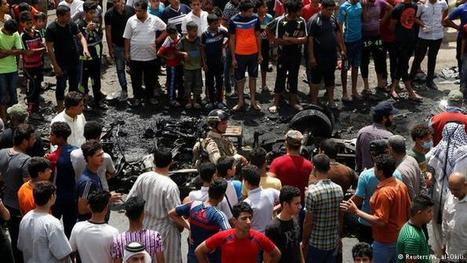 Public anger mounts after two more car bombings in Baghdad | News | DW.COM | 11.05.2016 | Middle East - Key Themes | Scoop.it