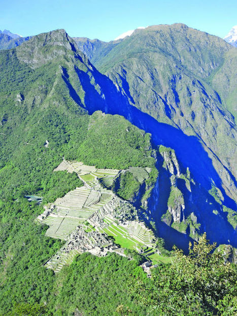 A view from above the Lost City of the Incas - Herald and News | Ancient World | Scoop.it