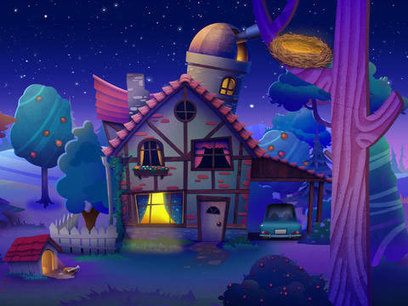 Review: Say Goodnight - bedtime storybook app | Educational Apps and Fun Games for Kids | Scoop.it