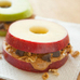 Apple Sandwiches | Healthy Meals | Scoop.it