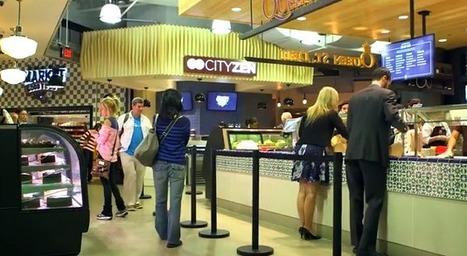 Focus sur un restaurant très innovant !   La Minute Retail   CROSS CANAL   Scoop.it