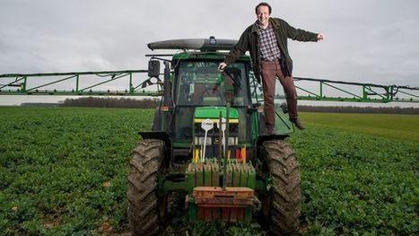 Céréalier beauceron, il mise sur l'agriculture de précision pour réduire engrais et pesticides | Agriculture, horticulture, pêche, sylviculture, viticulture, travailler avec les animaux | Scoop.it