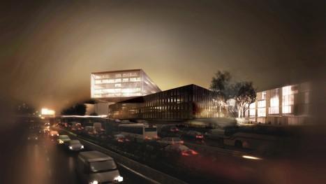 MVRDV - Project - The Beam | ARCHIresource | Scoop.it
