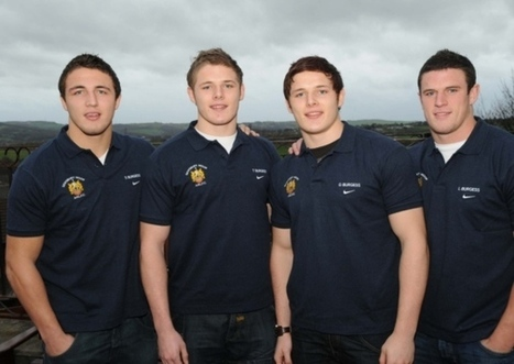 Dewsbury's Burgess Brothers Set for Historic Rugby Match Down Under | Sports | Scoop.it