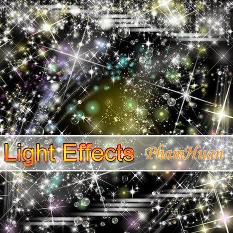 Một số Style, hiệu ứng ánh sáng (Effects of light) đẹp file psd   Hài Tết 2014   Scoop.it
