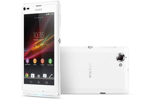 Le Sony Xperia L est disponible en France et le Xperia ZR arrive bientôt   Geeks   Scoop.it