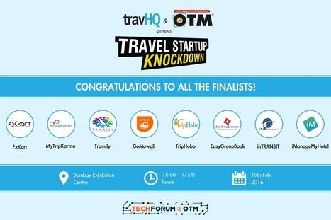 the finalists of the 1st #Travel #Startup in #Mumbai    @Mytripkarma @goMowgli @TripHobo | ALBERTO CORRERA - QUADRI E DIRIGENTI TURISMO IN ITALIA | Scoop.it
