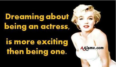 Marilyn Monroe Quotes | Knowledge and Wisdom | Scoop.it