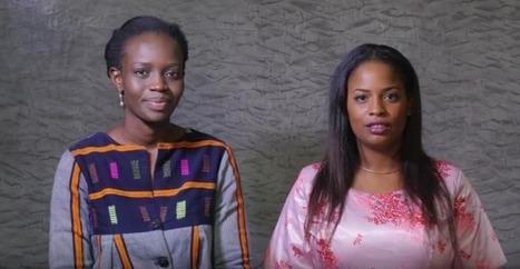 Sénégal : les femmes à l'assaut du numérique avec Mariam Tendou Kamara | A Voice of Our Own | Scoop.it
