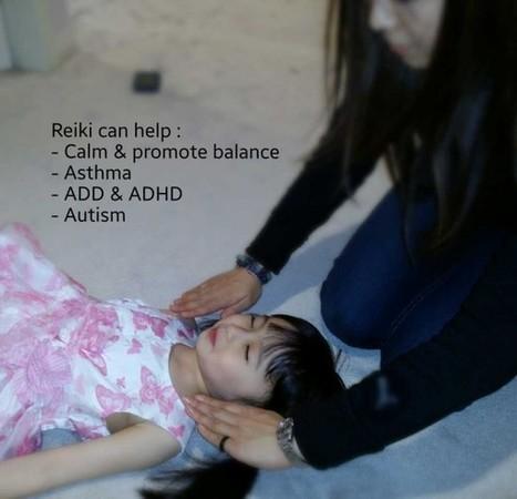 Reiki for Children - Sleep better tonight | CAMwatch | Scoop.it