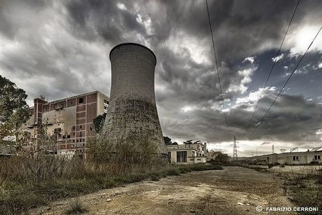 Haunting Images of Industrial Decay | Urban Decay Photography | Scoop.it