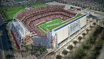 49ers new stadium: NRG Energy to help bring sustainable energy ... | Sports Facility Management - Carney4116987 | Scoop.it