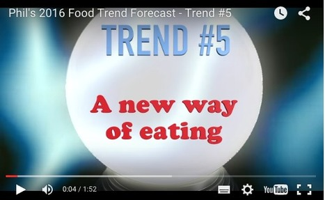 SupermarketGuru - Phil's 2016 Food Trend Forecast - Trend #5 | Charliban Worldwide | Scoop.it