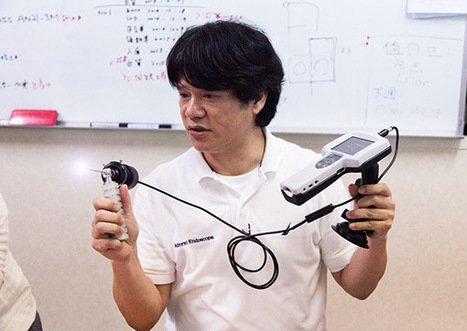 Touring Taiwan's Medtech Sector: High Quality Adronic Argus Endoscopes | El pulso de la eSalud | Scoop.it