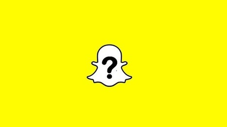Snapchat expliqué à tes parents | TICE, Web 2.0, logiciels libres | Scoop.it