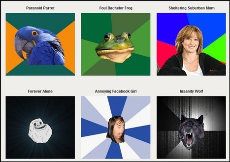 Top 2014 Free Online Meme Generator Websites | Tricks For You | Technology Tricks And Tips | Scoop.it