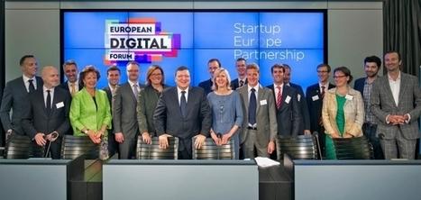 #Europe : Quand la commission européenne lance 2 plateformes ... - Maddyness   EcoSystemique   Scoop.it