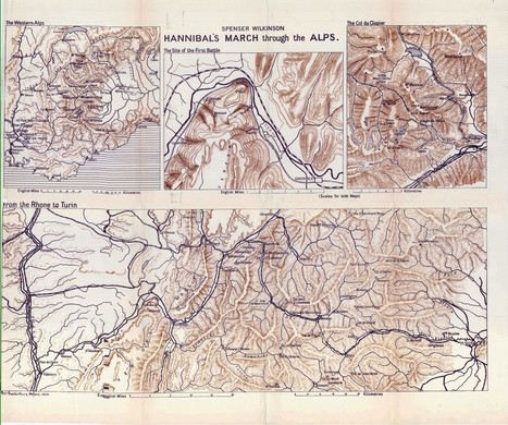 Mapping Alpinist Elephants | Worlds Revealed: Geography & Maps at The Library Of Congress | Anaquel de libros, blogs y videos | Scoop.it