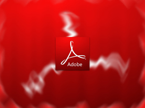 Temporary Solution for Adobe zero-day vulnerabilities | Information #Security #InfoSec #CyberSecurity #CyberSécurité #CyberDefence | Scoop.it