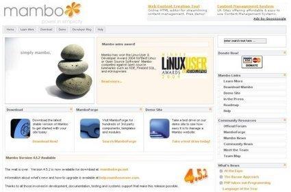 Herramientas de software libre para la gestión de contenidos - Hipertext - ( UPF ) | CMS Tools | Scoop.it