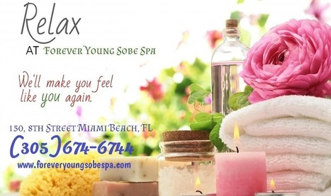 Forever Young Sobe Spa | Miami Beach | forever young sobe spa | Scoop.it
