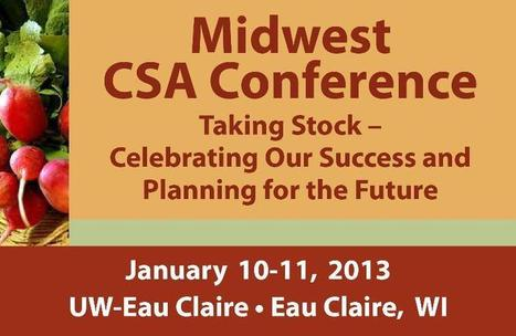 WFU This Week: Early bird Midwest CSA Conference registration extended until Friday, events and more! | Local Food Systems | Scoop.it