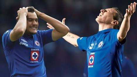 Cruz Azul, contra la maldición | Central Futbol | Scoop.it