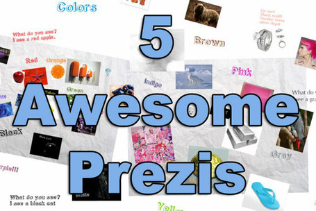5 Awesome Prezis And 5 Ways To Use Them In Your Digital Classroom | Källkritk | Scoop.it