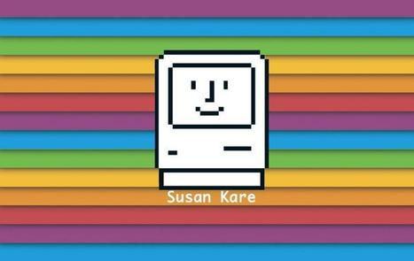 The Woman Behind Apple's First Icons | Women + Tech | Scoop.it