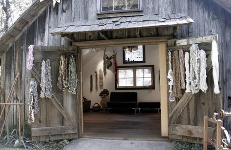 handspun yarn | Laines | Scoop.it