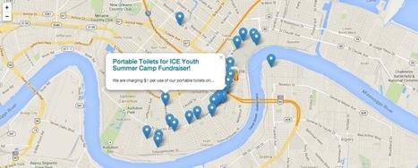 AirPnP, un drôle de service de partage de toilettes à domicile ! | Consommation Collaborative | Scoop.it