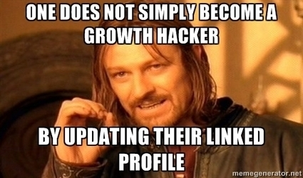 Growth Hacking is Simply the 10X Version of Marketing - 1% Project | Growth Hacking | Scoop.it