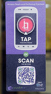 iCashTV adds NFC to in-store advertising platform | bitcoin and virtual currencies | Scoop.it