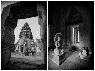 Exploring the Isaan: the Khmer Temple of Prasat Hin Phimai | The Cambodia | Scoop.it